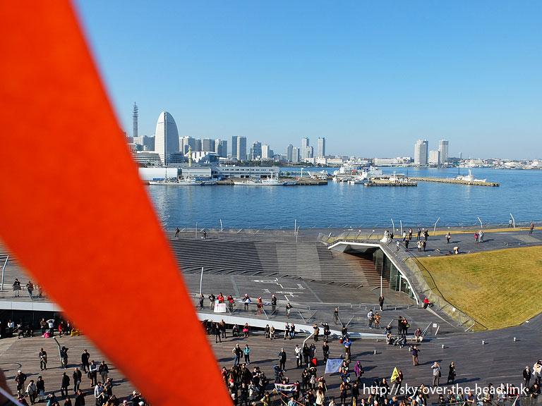 横浜港(日本)/Yokohama port(Japan)