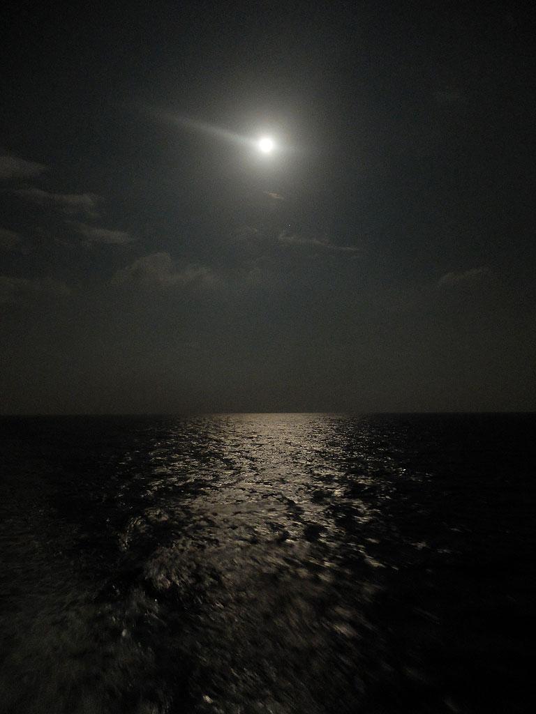 インド洋(赤道付近)/Indian Ocean(near equator.)