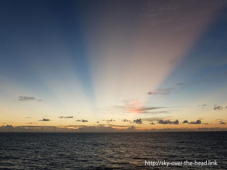 インド洋 02(赤道付近)/Indian Ocean 02(near equator)