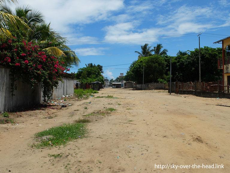 小道|トマナシア(マダガスタル)/Toamasina(Madagascar)