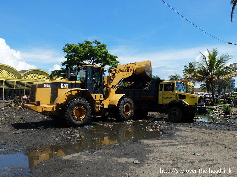 ゴミ集積場|トマナシア(マダガスタル)/Toamasina(Madagascar)