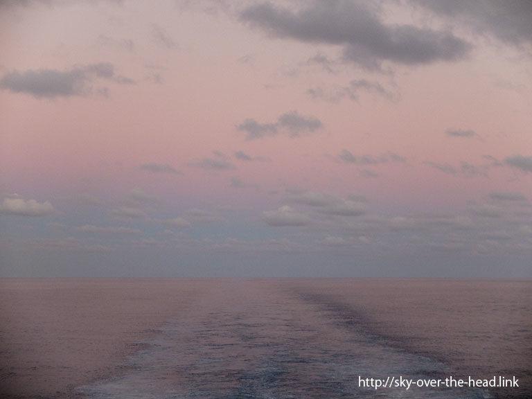 南大西洋03(アフリカ大陸西岸)/South Atlantic 03(African continent west coast)