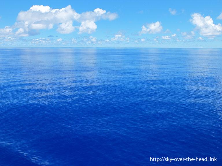 南大西洋04(アフリカ大陸から南アメリカ大陸へ航海中)/South Atlantic(from Africa to South America)