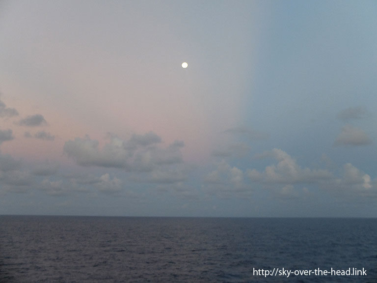南大西洋07(アフリカ大陸から南アメリカ大陸へ航海中)/South Atlantic(from Africa to South America)