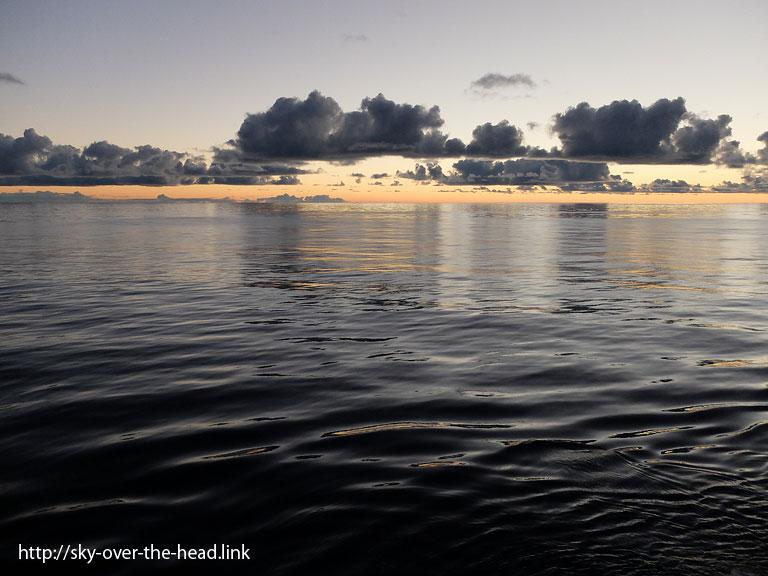 南大西洋05(アフリカ大陸から南アメリカ大陸へ航海中)/South Atlantic(from Africa to South America)