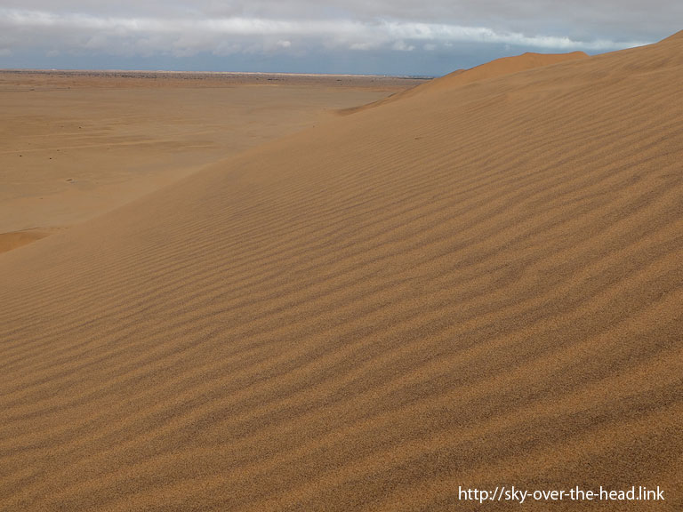 砂漠|ウォルビスベイ(ナミビア)/Walvis Bay (Namibia)