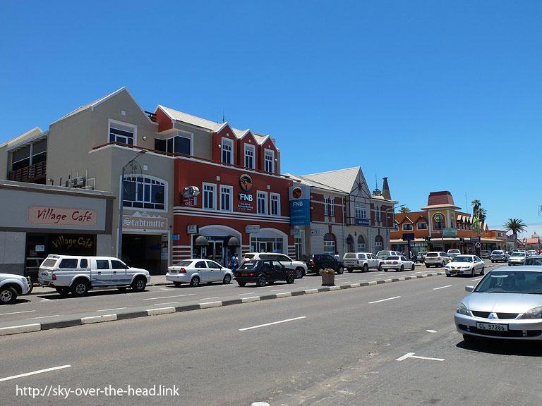 街|ウォルビスベイ(ナミビア)/Walvis Bay (Namibia)