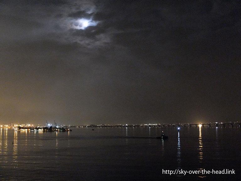夜明け|リオデジャネイロ(ブラジル)/Rio del Janeiro(Brazil)