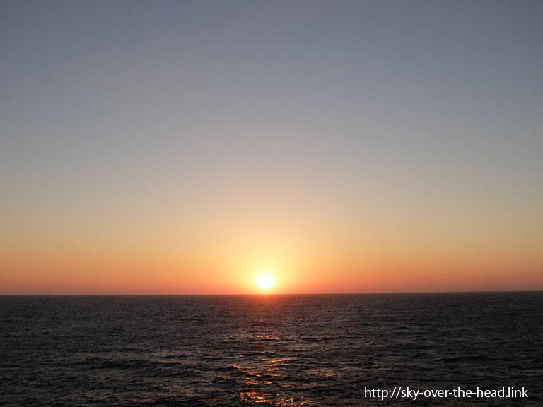 南アメリカ東沿岸航海中02(ブラジルからアルゼンチンへ)/South America east coast voyage02 (from Brazil to Argentina)