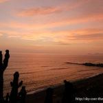 夕焼け|リマ(ペルー)/Lima (Peru)