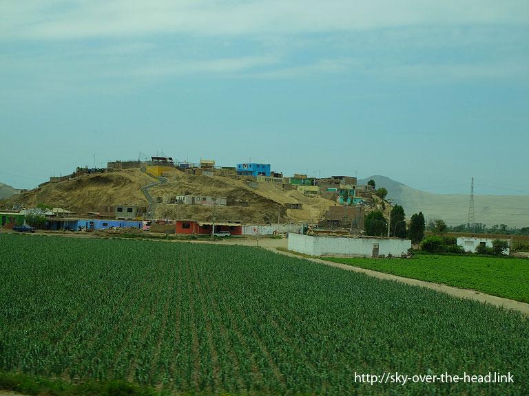 日系ペルー人ゆかりの地/the relevant location of Niikei Peruvians