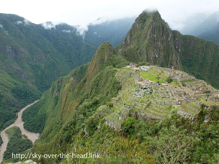 マチュ・ピチュ遺跡(ペルー)/Machu Picchu ruins (Peru)