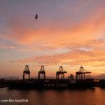 カヤオ港(ペルー)/Callao harbor (Peru)