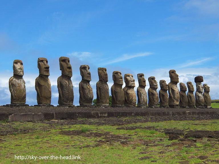 ラパ・ヌイ島(チリ)/Rapa Nui Island (Chile)