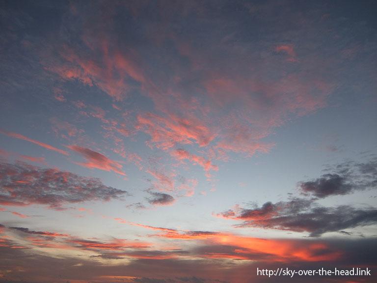 空の芸術(南太平洋04)/Sky art (South Pacific 04)