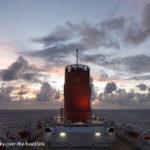 朝焼け(南太平洋05)/Sunrise (South Pacific 05)