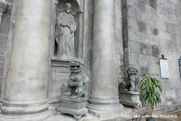 サン・オウガスチン教会(世界遺産)/San Ougasuchin Church