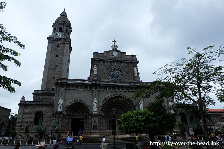 マニラ大聖堂/Manila Cathedral