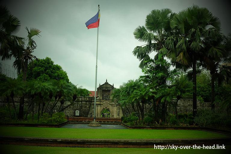 サンチャゴ要塞(フィリピン)/Fort Santiago (Philippines)