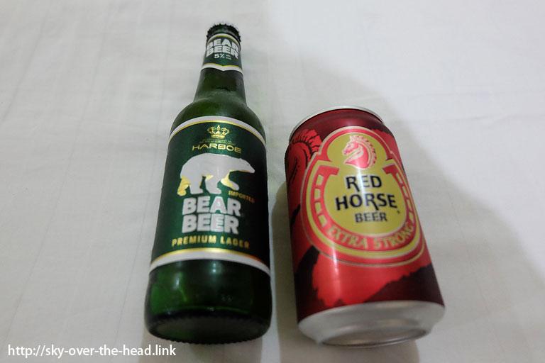 フィリピンのビール
