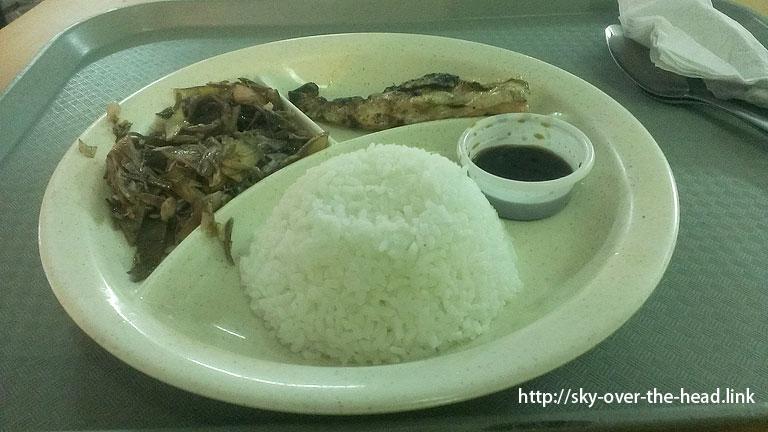 フィリピンで食した【リアルな】食事@バギオ