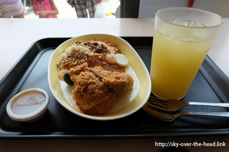 フィリピンで食した【リアルな】食事