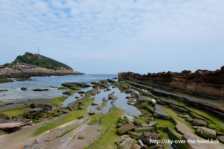 野柳地質公園(台湾)/Yehliu Geological Park (Taiwan)