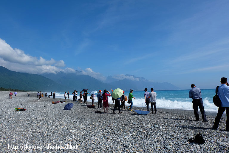 七星潭(台湾)/Qixing Beach (Taiwan)