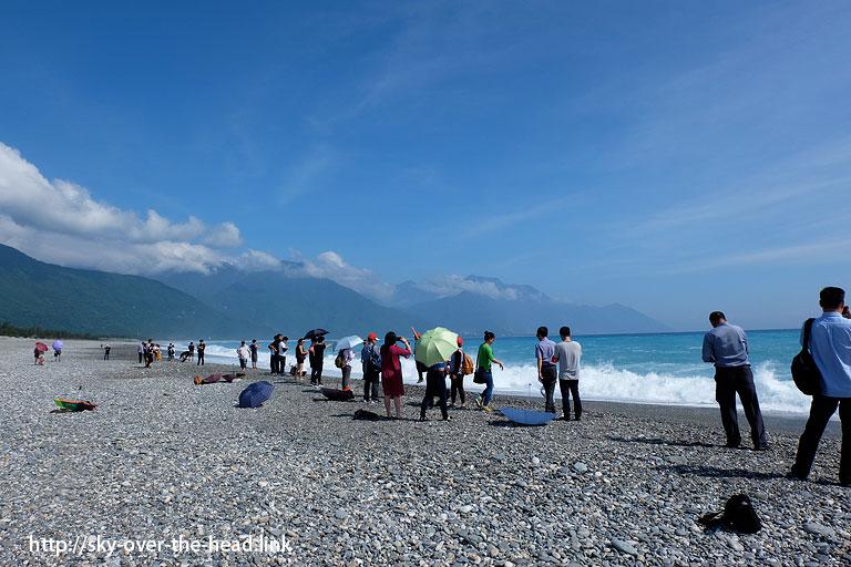 七星潭(台湾)/Qixing Beach (Taiwan)