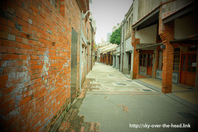 剥皮寮歴史街区(台湾)/Denuded dormitory history Street District (Taiwan)