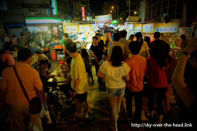 寧夏夜市(台湾)/Ningxia Night Market (Taiwan)