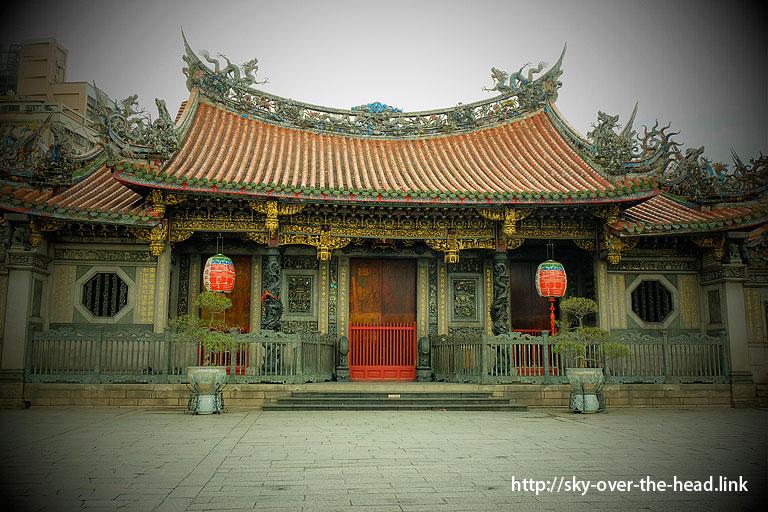 龍山寺/Longshan Temple