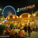アジアティーク ザ リバーフロント(タイ)/ Asiatique The Riverfront(Thailand)