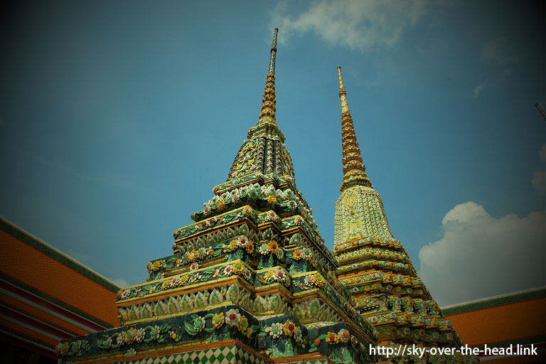 ワットポー(タイ)/Wat Pho(Thailand)