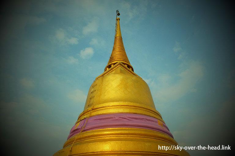 プーカオ・トーン/黄金山(タイ)/Phukaew tone (Thailand)