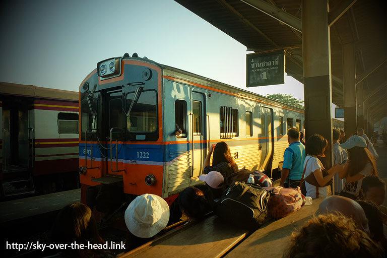 トンブリー駅(タイ)/Thonburi Station (Thailand)