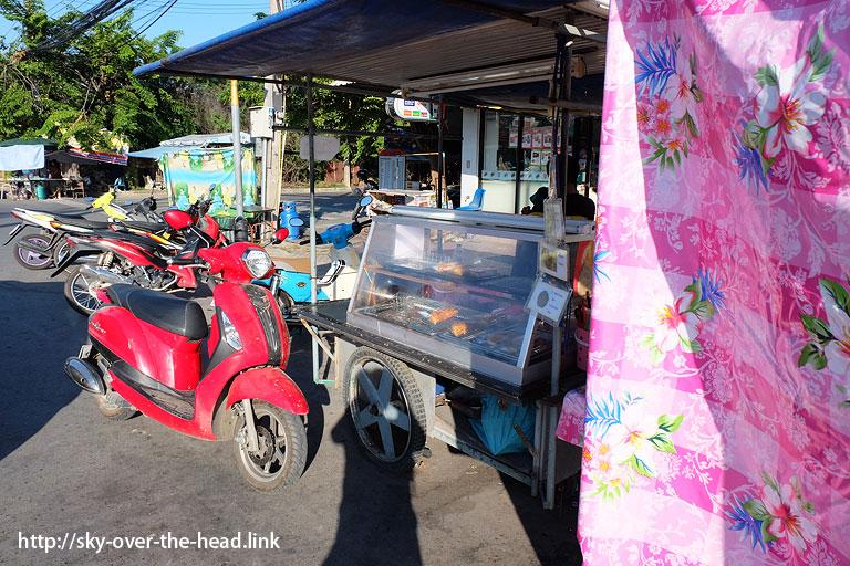 タイをレンタルバイクで旅する方法