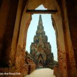 ワット・チャイ・ワタナラーム(タイ/アユタヤ)/Wat Chai Watthanaram(Thailand/Ayutthaya)