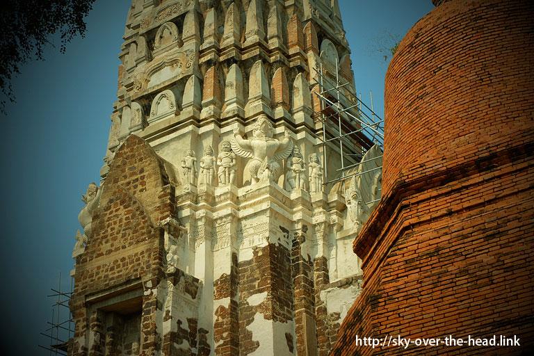 ワット・ラチャブラナ(アユタヤ/タイ)/Wat Rajaburana(Ayutthaya/Thailand)