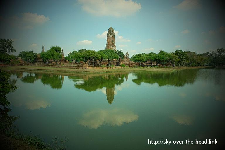 ワット・プラ・ラーム(アユタヤ/タイ)/Wat phra ram(Ayutthaya / Thailand)