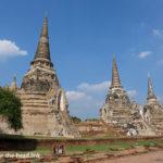 ワット・プラ・シーサンペット(アユタヤ/タイ)/Wat Phra Sri Sanphet(Ayutthaya / Thailand)