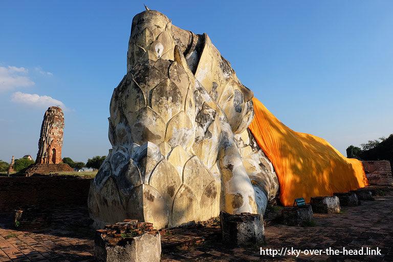 ワット・ローカヤスターラーム(タイ/アユタヤ)/Wat low Kaya Star Lahm (Thailand / Ayutthaya)