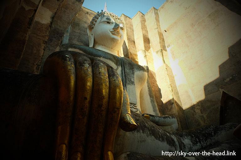 ワット・シーチュム(スコータイ/タイ)/ Wat Sri Chum(Sukhothai / Thailand)
