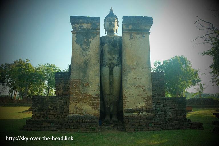 Wat Phra Sri Rattana Mahathat(シーサッチャナライ/タイ)/Wat Phra Sri Rattana Mahathat(Si Satchanalai / Thailand)