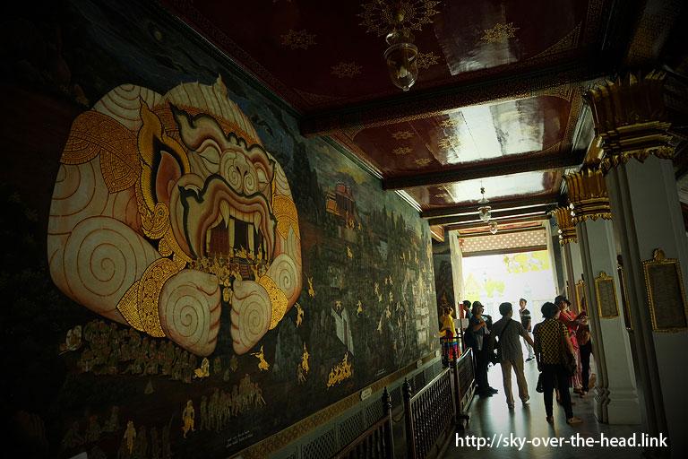 王宮(バンコク/タイ)/Wat Phra Kaeo(Bangkok / Thailand)