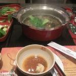 MKさんで、ぼっちタイスキしました (バンコク/タイ)/Thai Suki in MK Restaurant(Bangkok / Thailand)