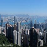 ビクトリアピークは、昼も絶景(香港)/Superb view of Victoria peak of (Hong Kong)