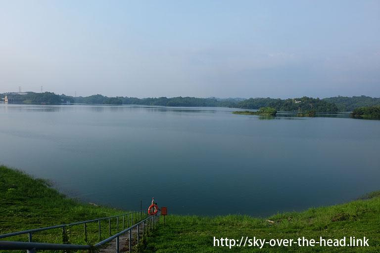 八田與一銅像と烏山頭水庫(台湾/台南)