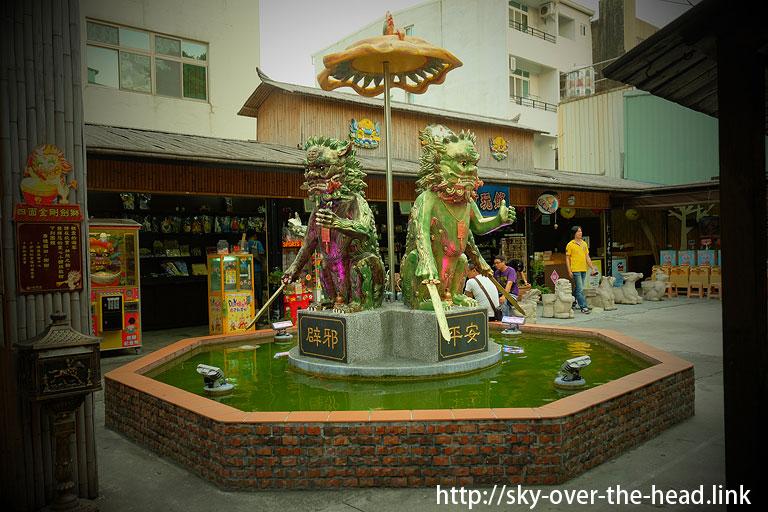 安平老街などを散策@台南観光
