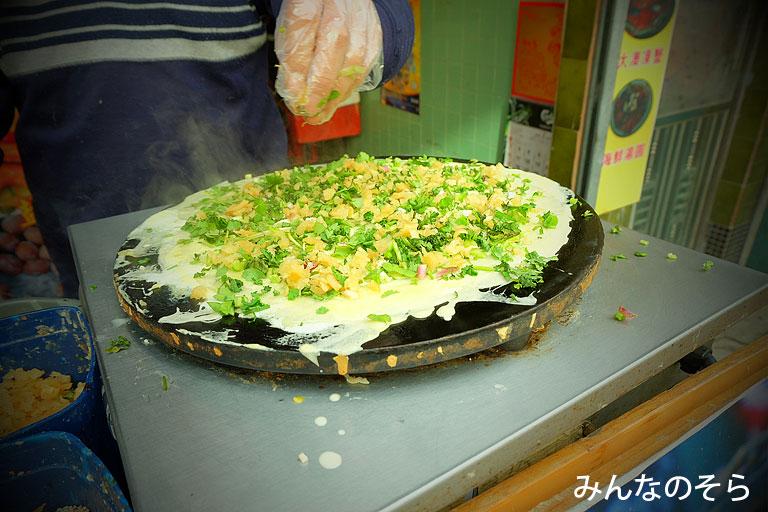 香妃巻(chainses pizza)